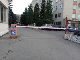парковка лікарні